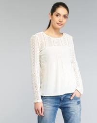 Oblečenie Ženy Blúzky Desigual GERZA Biela