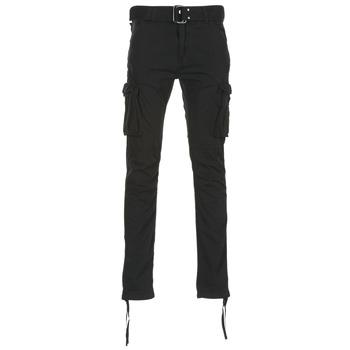 Oblečenie Muži Nohavice Cargo Schott TR RANGER 70 čierna