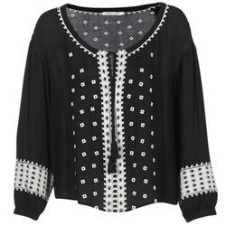Oblečenie Ženy Blúzky See U Soon 7117029 čierna