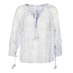 Oblečenie Ženy Blúzky See U Soon 7111084 Biela