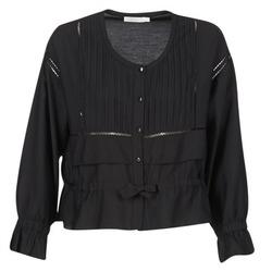 Oblečenie Ženy Blúzky See U Soon 7113001 čierna