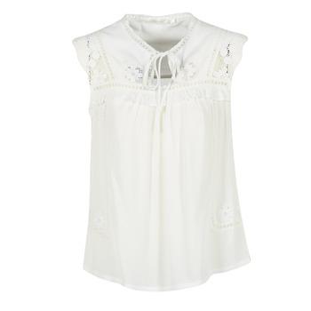 Oblečenie Ženy Blúzky See U Soon 7116203 Biela