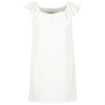 Oblečenie Ženy Krátke šaty See U Soon 7123017 Biela