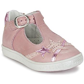 Topánky Dievčatá Balerínky a babies Babybotte STARMISS Ružová