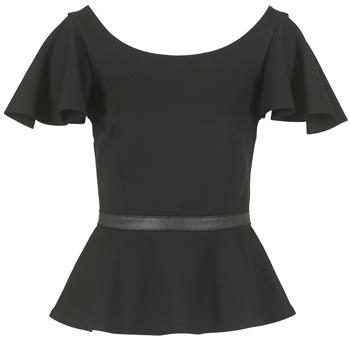 Oblečenie Ženy Blúzky Diesel T SONAI čierna