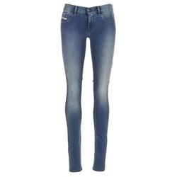 Oblečenie Ženy Džínsy Slim Diesel LIVIER Modrá / 0679e