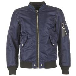 Oblečenie Muži Bundy  Diesel J HOWLER Námornícka modrá