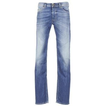 Oblečenie Muži Rovné džínsy Diesel SAFADO Modrá / 0859R