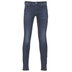 Oblečenie Muži Džínsy Slim Diesel SLEENKER Modrá /  0854e