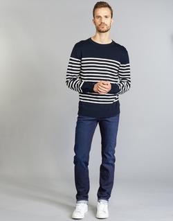Oblečenie Muži Rovné džínsy Diesel BUSTER Modrá / 0860Z