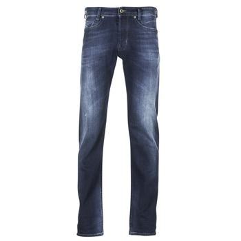 Oblečenie Muži Džínsy Slim Diesel AKEE Modrá / 0860L