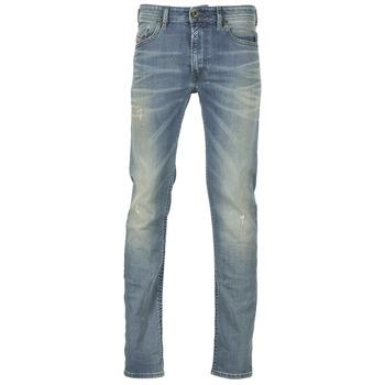 Oblečenie Muži Džínsy Skinny Diesel THOMMER Modrá / 0845F