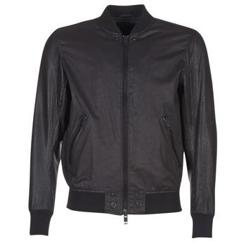 Oblečenie Muži Kožené bundy a syntetické bundy Diesel L POWELL čierna