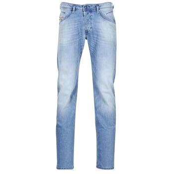 Oblečenie Muži Rovné džínsy Diesel BELTHER Modrá / 084cu
