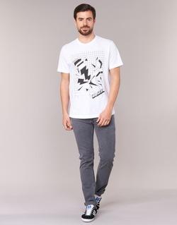 Oblečenie Muži Džínsy Skinny Diesel THOMMER šedá / 0681D
