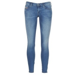 Oblečenie Ženy Džínsy Skinny Diesel SKINZEE LOW ZIP Modrá / 0681P