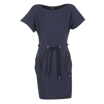 Oblečenie Ženy Krátke šaty Diesel D SOSNA Námornícka modrá