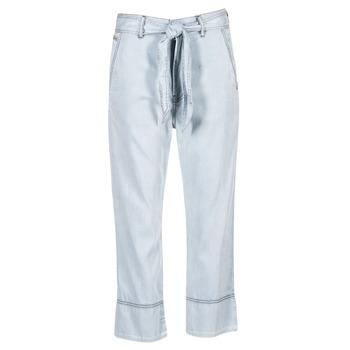 Oblečenie Ženy Padavé nohavice Diesel DE JAMA Modrá