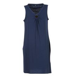 Oblečenie Ženy Krátke šaty Diesel D ISBEL Námornícka modrá