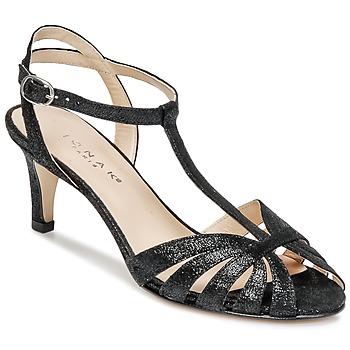 Topánky Ženy Sandále Jonak DOLIATE Čierna