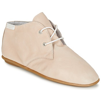 Topánky Ženy Polokozačky Pataugas SCOTT/N F2C Svetlá telová