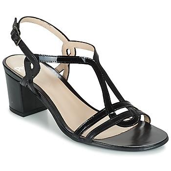 Topánky Ženy Sandále Perlato LOABINE Čierna