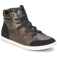 Topánky Ženy Členkové tenisky Redskins CADIX čierna / Bronzová