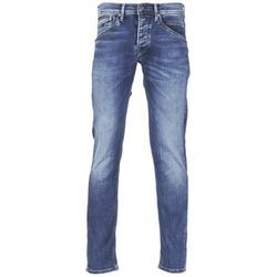 Oblečenie Muži Rovné džínsy Pepe jeans TRACK Modrá / N45