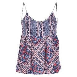 Oblečenie Ženy Blúzky Pepe jeans MERY Modrá / Ružová