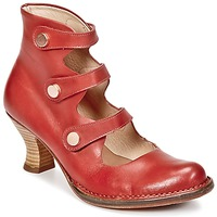 Topánky Ženy Čižmičky Neosens ROCOCO červená