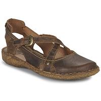 Topánky Ženy Sandále Josef Seibel ROSALIE 13 Hnedá