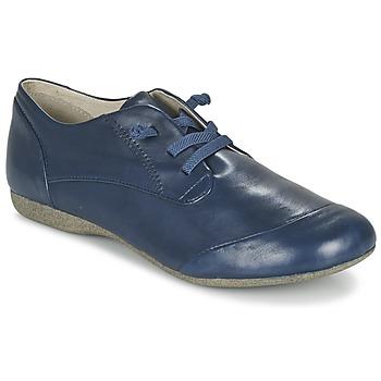 Topánky Ženy Derbie Josef Seibel FIONA 01 Modrá