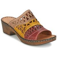 Topánky Ženy Šľapky Josef Seibel REBECCA 43 Viacfarebná