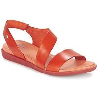 Topánky Ženy Sandále Pikolinos ANTILLAS W0H červená