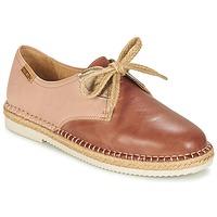 Topánky Ženy Derbie Pikolinos CADAMUNT W3K Hnedá