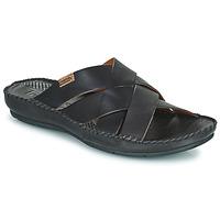 Topánky Muži Šľapky Pikolinos TARIFA 06J Čierna
