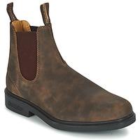 Topánky Polokozačky Blundstone COMFORT DRESS BOOT Hnedá