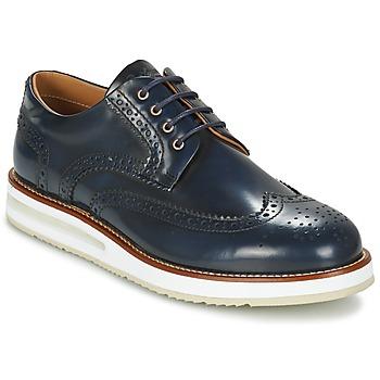 Topánky Muži Derbie Barleycorn AIR BROGUE Modrá