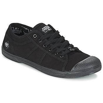 Topánky Ženy Nízke tenisky Le Temps des Cerises BASIC 02 čierna