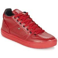 Topánky Muži Členkové tenisky Cash Money SUNDAY červená