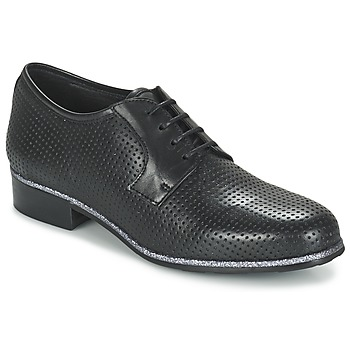 Topánky Ženy Derbie Myma CUILIR Čierna