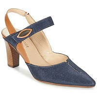Topánky Ženy Lodičky France Mode PASTEL SE TA Hnedá / Modrá