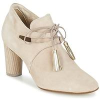 Topánky Ženy Nízke čižmy France Mode NANIE SE TA Béžová