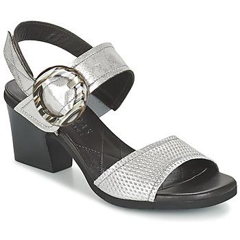 Topánky Ženy Sandále Hispanitas DADOMPI Strieborná