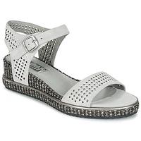Topánky Ženy Sandále Mam'Zelle SELDA šedá
