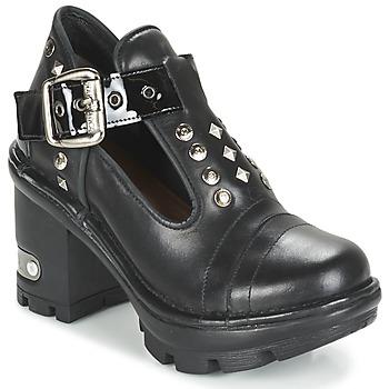 Topánky Ženy Nízke čižmy New Rock DEZDO čierna