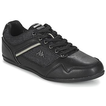 Topánky Muži Nízke tenisky Kappa BRIDGMANI čierna
