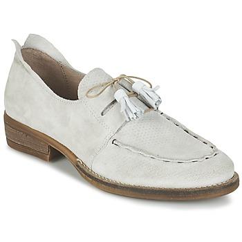 Topánky Ženy Mokasíny Dkode PERCY Biela