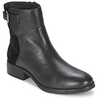 Topánky Ženy Polokozačky Marc O'Polo GABRIELLE Čierna