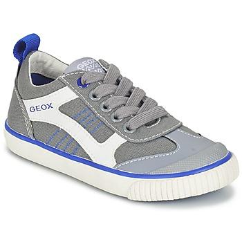 Topánky Chlapci Nízke tenisky Geox J KIWI B. J šedá
